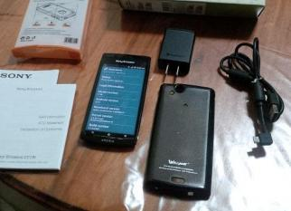 Sony Ericsson Xperia ARC S Complete photo