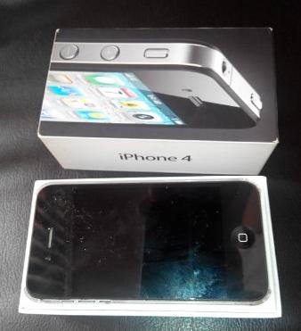 CDMA Iphone 4 32gb Black For Use As Ipod photo