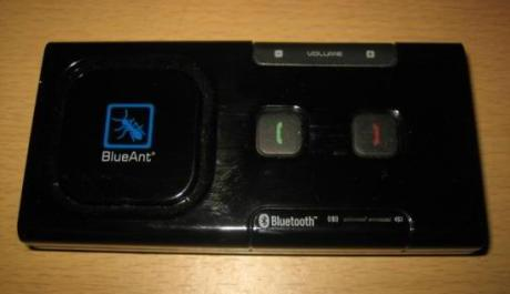 BlueAnt Bluetooth Speaker photo