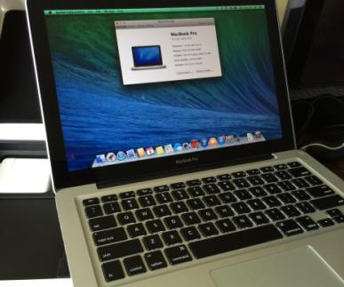 Macbook Pro core i5 13 inches photo