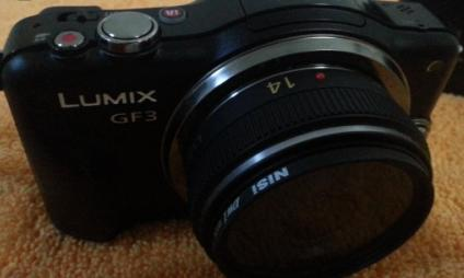 Panasonic Lumix DMC-GF3 2-lens kit photo