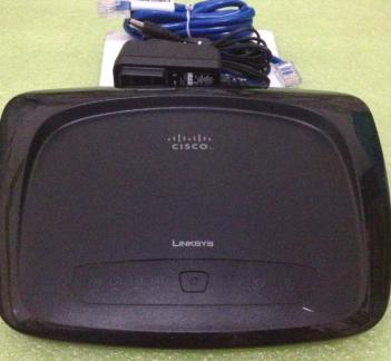 Linksys wrt54g2 v1 router photo