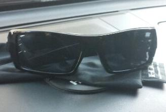 Original Oakley Gascan Sunglasses photo