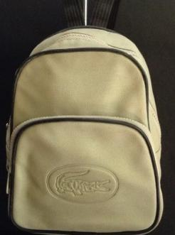 Lacoste Classic Backpack Small photo