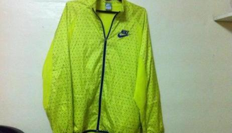 Nike jacket Authentic photo