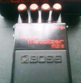 Boss MZ-2 Digital Metalizer photo