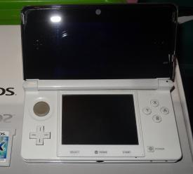 nintendo 3ds japan version complete photo
