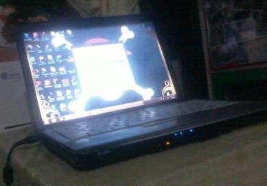 Toshiba Satellite M200 photo