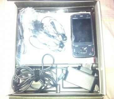 Nokia Nseries N86 8mp photo