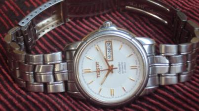 Tissot Watch photo