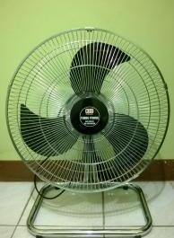 3D 18 inch Industrial Floor Fan photo