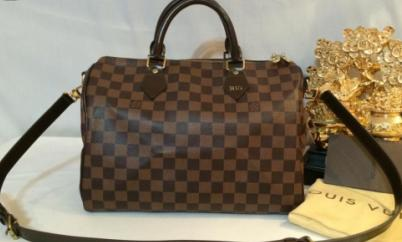 Louis Vuitton Speedy 30 Bandouliere photo