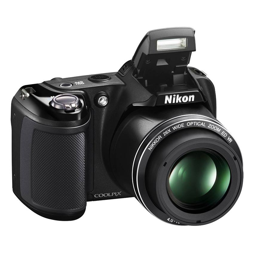 Nikon coolpix L320 photo