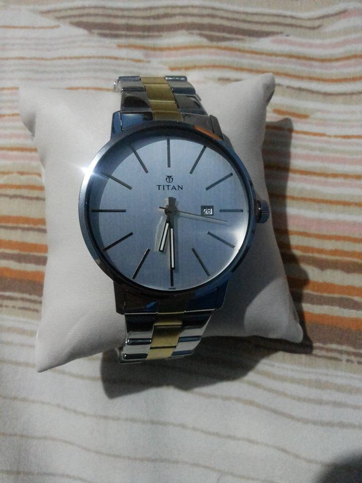 titan bandhan 9399 watch photo