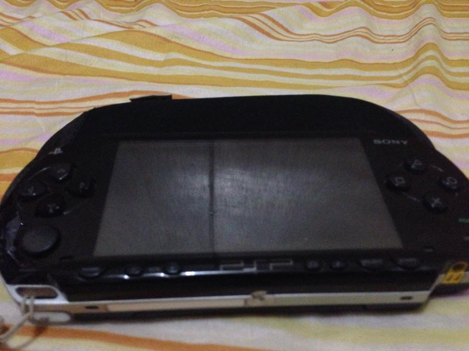 Psp phat black mist photo
