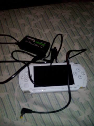 psp fat without battery photo