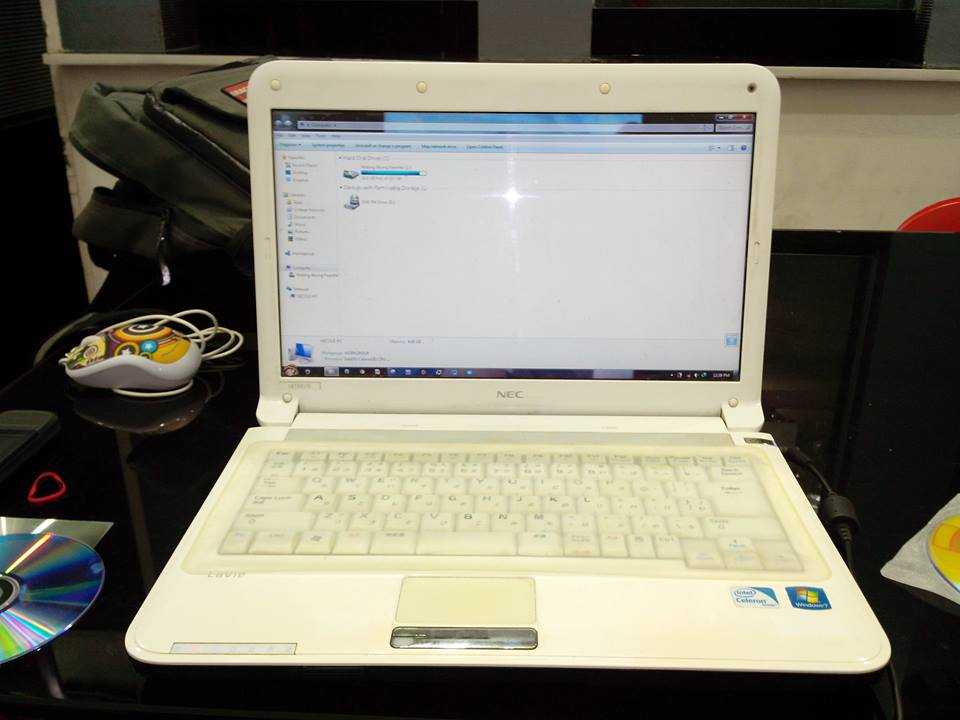Nec Laptop core i3 photo