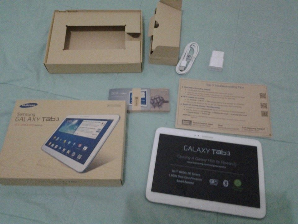 Samsung Galaxy Tab 3 10.1 photo