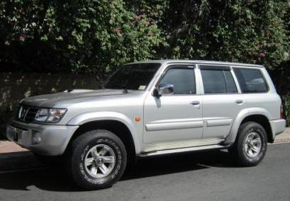 2005 Nissan Patrol photo