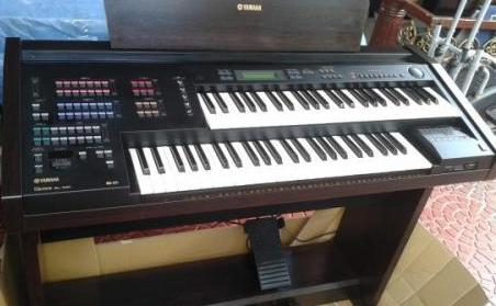 Yamaha Electone Dual layer organ EL100 photo