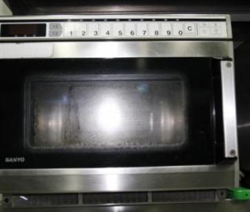 Microwave Oven Sanyo Brand EM 1500 photo