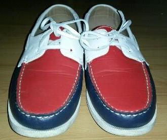 Sperry Topsider or Boat Shoes photo