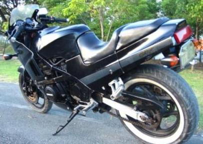 kawasaki ninja gpz400r motorcycle photo