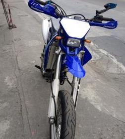 2003 Yamaha wr 450 photo