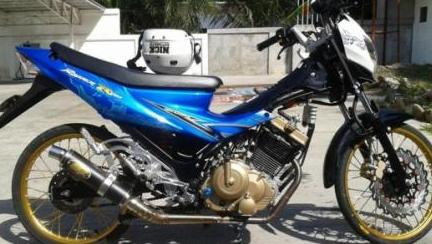 2010 Suzuki RAIDER 150 photo