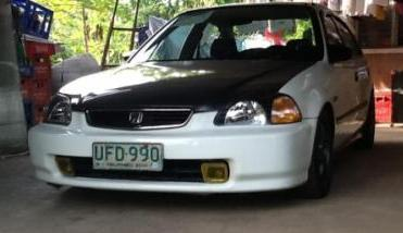 1996 Honda civic vtec photo