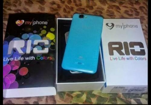 Myphone Rio With Powerbank And Sd Card 32gb photo