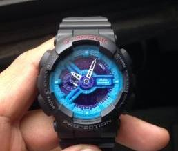 custom ga110chc1 g-shock watch photo