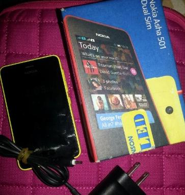 Nokia Asha 501 Dual Sim photo