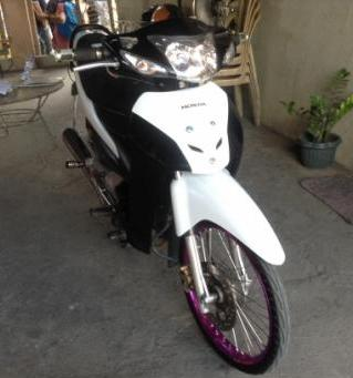 2008 honda wave R photo
