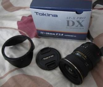 tokina 11-16mm f2.8 AT-X pro DX II photo