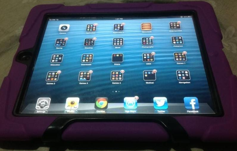 Apple IPAD2 64Gb WIFI 3G Black photo
