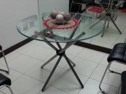 Round Dining Table photo