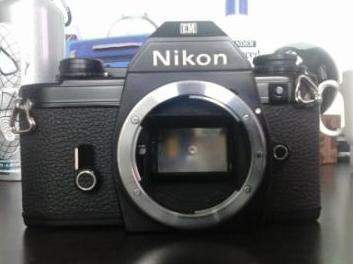 Nikon EM body photo