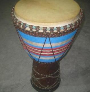 Djembe drum percussion photo