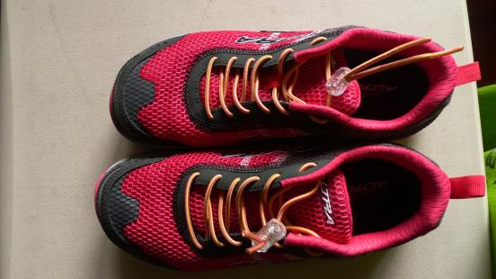 Altra running shoes photo