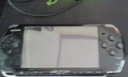 PSP 3006 with 32 gb memory card photo