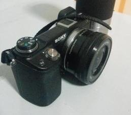 Sony NEX 6 Body + Kit + Zoom Lens photo