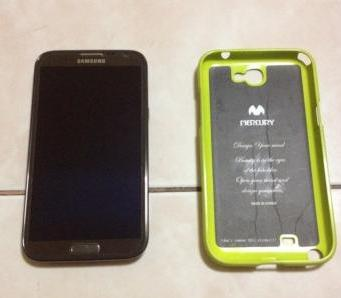 samsung galaxy note2 N7100 photo