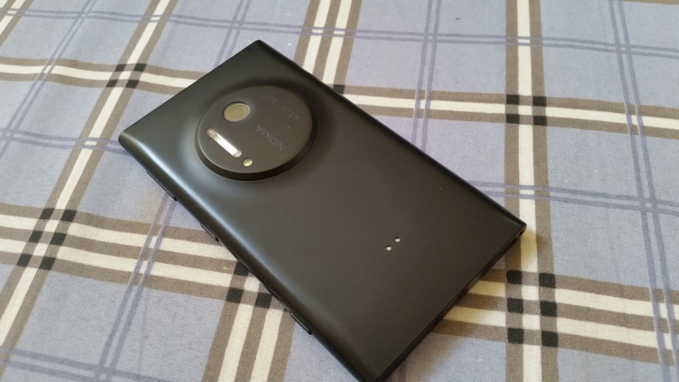 Nokia Lumia 1020 Black 4g Lte 32GB photo