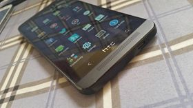 HTC One M7 4G LTE 32gb Deffective photo