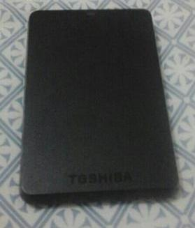 Toshiba Hard Drive 298GB photo