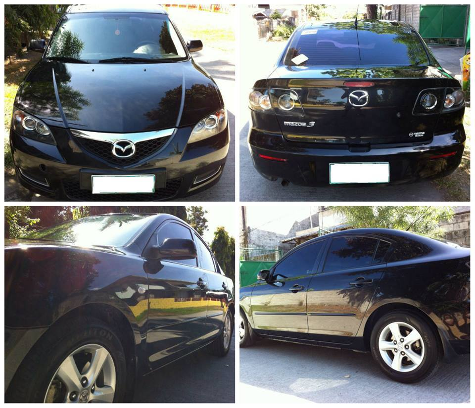 MAZDA 3 (black edition) photo