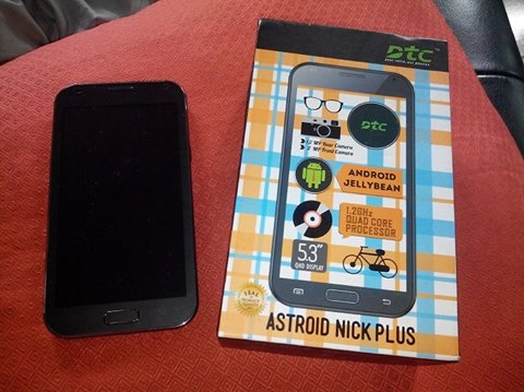 DTC Astroid Nick Plus 6months used photo
