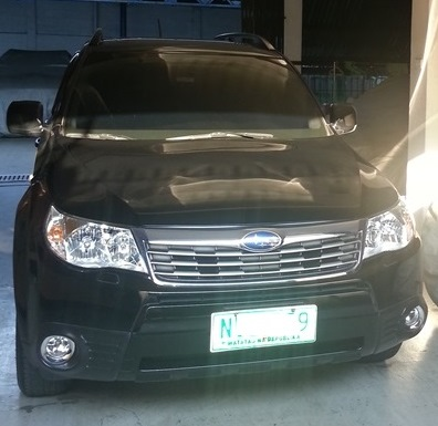 2009 Subaru Forester 2.0X A/T SALE Ph690K nego photo