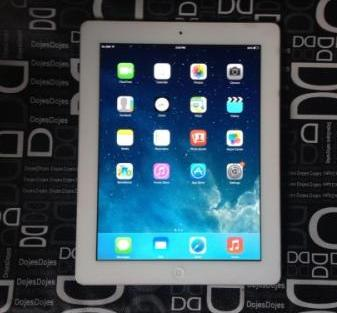 Apple Ipad 4 16GB Wifi photo